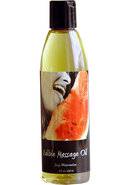 Earthly Body Earthly Body Edible Massage Oil Juicy...