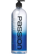 Passion Water Based Lubricant 34oz