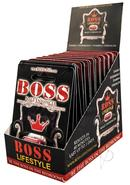 Boss Male Enhancer 1 Pill Counter Display (20 Packs Per...