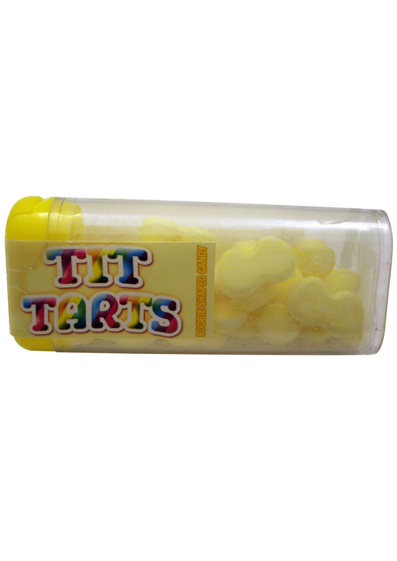 Tit Tarts Boobie Shaped Candy Banana Mint